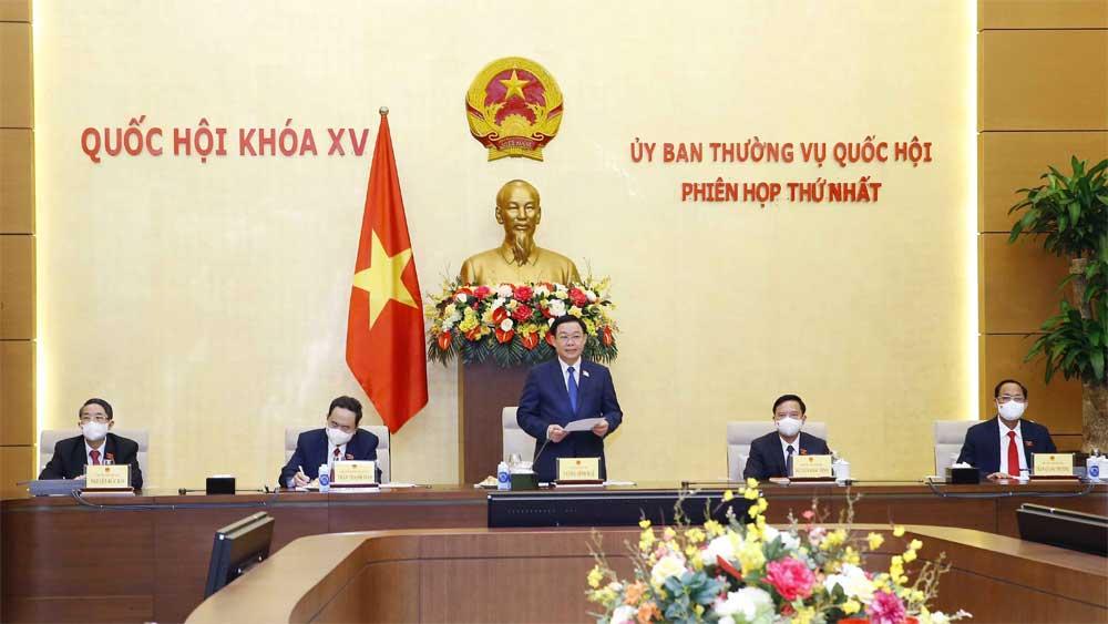 Chân dung Chủ tịch và các Phó Chủ tịch QH khóa XV